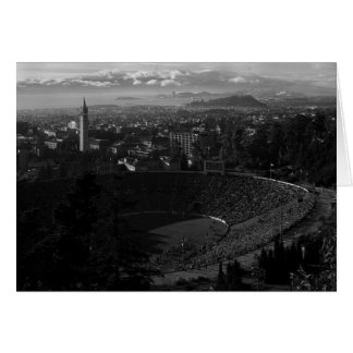 California Memorial Stadium, Uc Berkeley Carte De Vœux