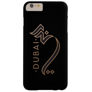 calligraphie arabe moderne - Dubaï Coque iPhone 6 Plus Barely There