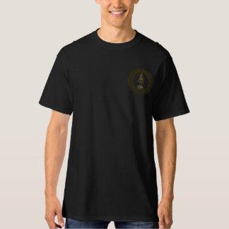 Calligraphie grande d'an-Nur du T-shirt w/Ayat de