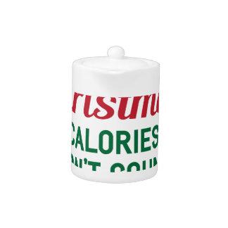 Calories de Noël
