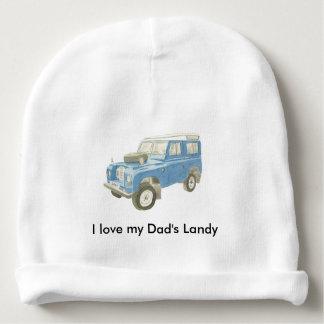 Calotte de bébé de Land Rover Bonnet De Bébé