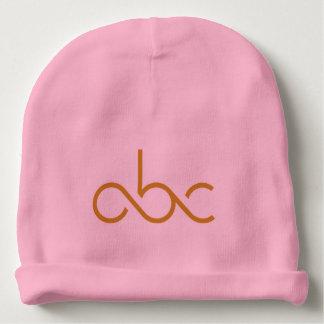 calotte de coton de bébé d'ABC Bonnet De Bébé