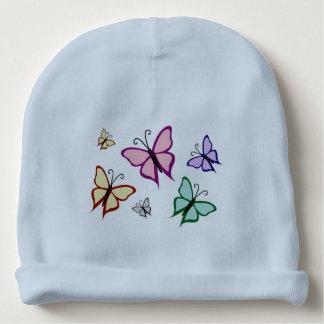 Calotte de papillon bonnet de bébé