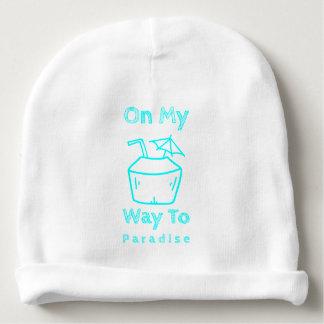 Calotte de paradis bonnet de bébé