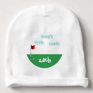 Calotte faite sur commande de coton de bébé du bonnet de bébé