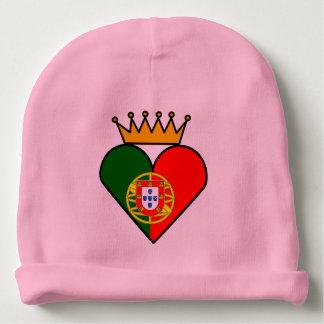 Calotte portugaise de pourcentage bonnet de bébé