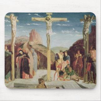 Calvaire, après une peinture par Andrea Mantegna Tapis De Souris