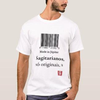 "Cam.Masc. «Made in Jupiter "" T-shirt"