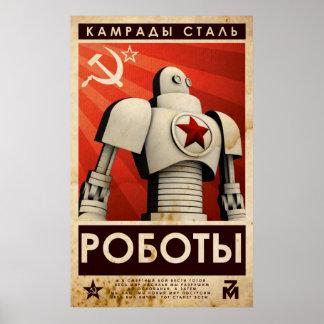 Camarades d'acier poster