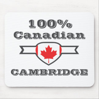 Cambridge 100% tapis de souris
