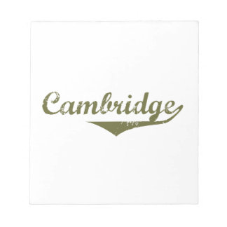 Cambridge Bloc-note