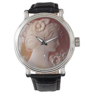 Camée antique montres