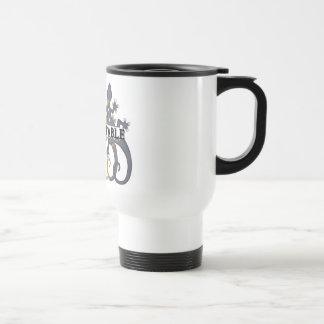 Caméléon adaptable mug de voyage