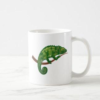 Caméléon chameleon mug