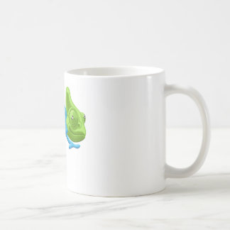 Caméléon d'arc-en-ciel mug