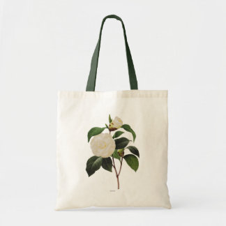 Camélia blanc, 1833 sac de toile