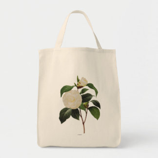 Camélia blanc, 1833 sac fourre-tout