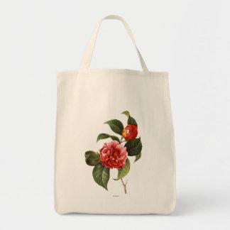 Camélia rouge, 1833 sac fourre-tout