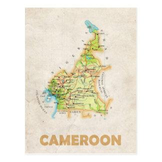 ♥ Cameroun de CARTES POSTALES de CARTE
