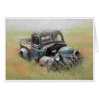 Camion 1946 de Fargo Cartes