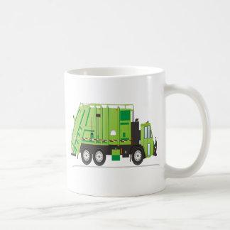 Camion à ordures mug