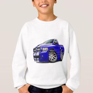 Camion Bleu-Blanc de RAM de Dodge SRT10 Sweatshirt