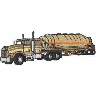 Camion-citerne aspirateur