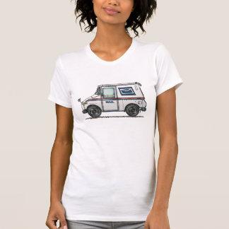 Camion de courrier mignon t-shirt