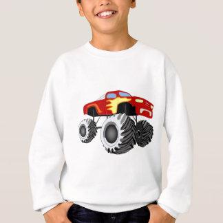 Camion de monstre sweatshirt