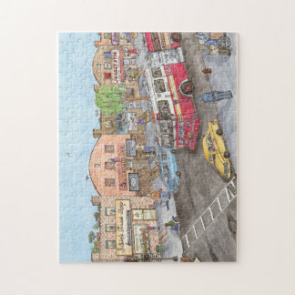 Camion de pompiers de Brooklyn Puzzles
