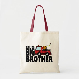 Camion de pompiers de frère sac