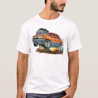 Camion d'orange d'avalanche t-shirt