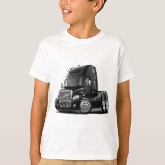 Camion noir de Freightliner Cascadia T-shirt