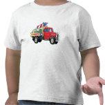 Camion vintage 4 juillet t-shirt