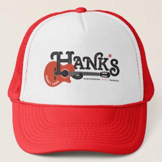 Camionneur de rouge de Tonk du Honky de Hank Casquette