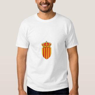 Camiseta Catalunya de T-shirt de la Catalogne