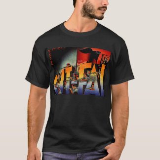 Camiseta de CNT FAI (T-shirt) T-shirt