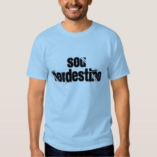 camiseta de nordestino de sou t-shirts