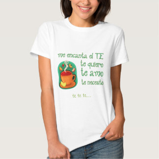camiseta TE T-shirts