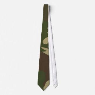 camo cravates