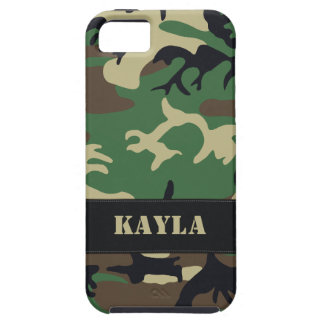 Camo militaire personnalisable coque iPhone 5 Case-Mate