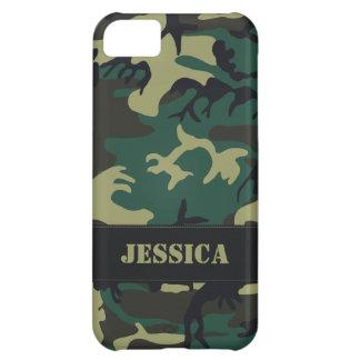 Camo militaire personnalisable coque iPhone 5C
