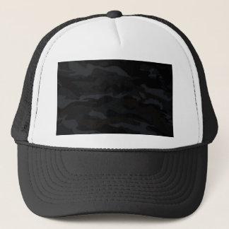 Camo noir casquette