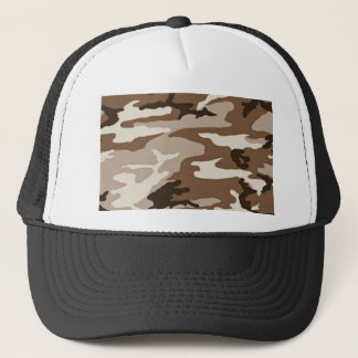 Camoflauge de désert casquette