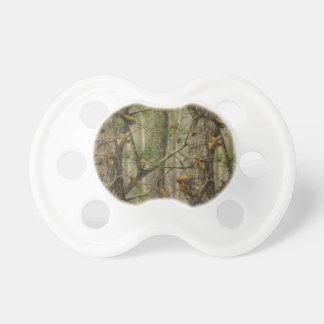 Camouflage classique sucettes pour bébé