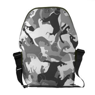 Camouflage de beagle sacoches