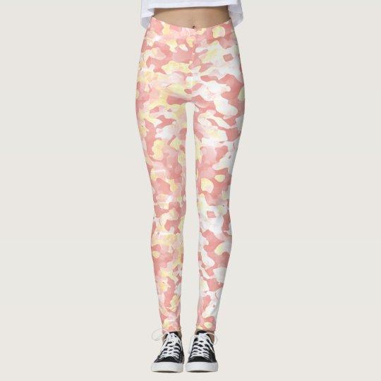 Camouflage de motif de Legging