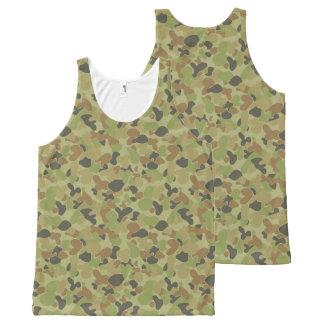 Camouflage de vert d'Auscam Bannières