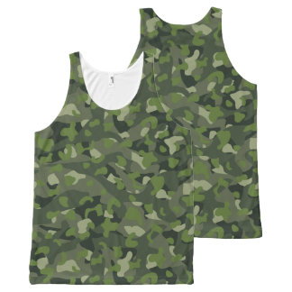 Camouflage disruptif de montagne verte bannières