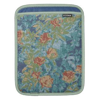 Camouflage et fleurs poches iPad